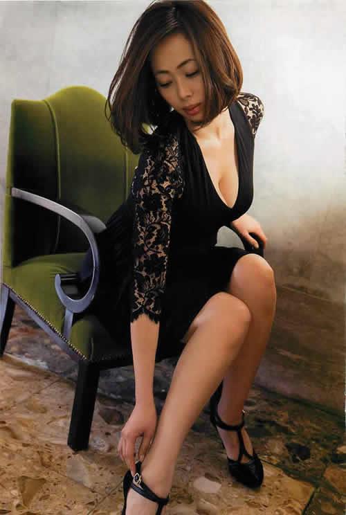 8 photos of Waka Inoue, latest gravue photos