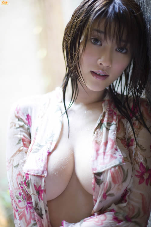 27 photos of Mikie Hara, sexy shot !!