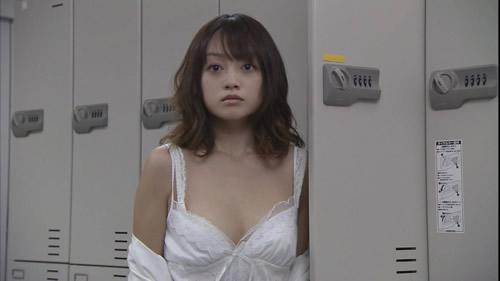 3 semi-nude photos of Yumi Adachi